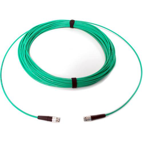 Nebtek BNC High-Definition Thin Video Cable (Gepco, 75', Green)
