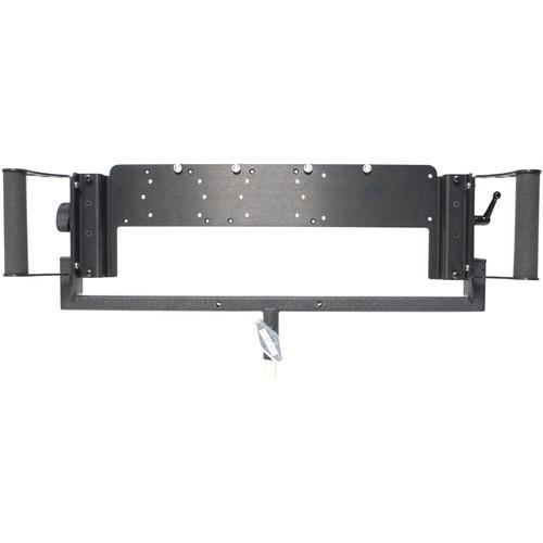 Nebtek Duo Monitor Bracket with 2.5mm V-Mount Adapter