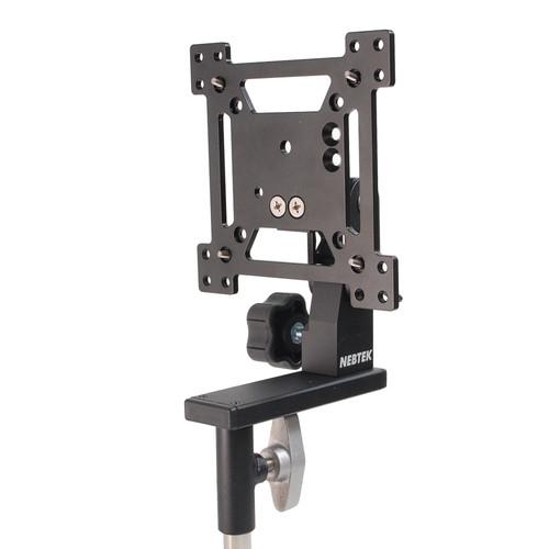 "Nebtek VESA Pro Ball Lock Mount for 13"" Monitor with Offset Balance Arm"