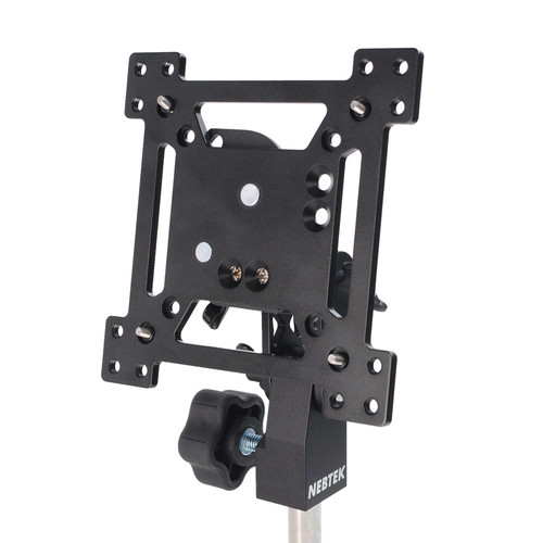 "Nebtek VESA Pro Ball Lock Mount for 13"" Monitor with Portrait/Landscape Rotation"