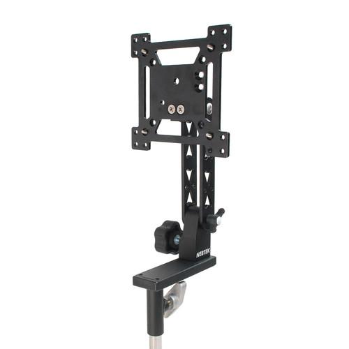 "Nebtek VESA Pro Ball Lock Mount for 17"" Monitor with Offset Balance Arm"