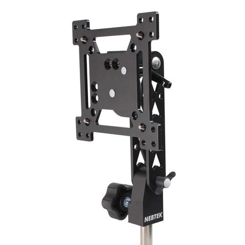 "Nebtek VESA Pro Ball Lock Mount for 17"" Monitor with Portrait/Landscape Rotation"
