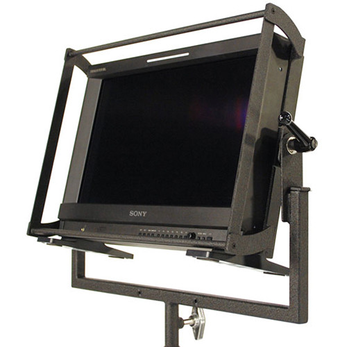 Nebtek Bracket for Sony PVM-1741 OLED Picture Monitor with Gold Mount Adapter