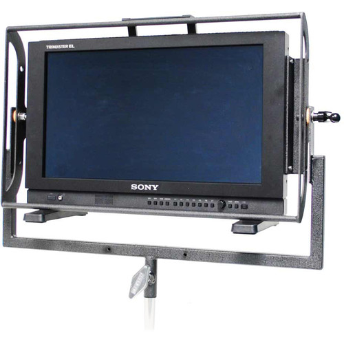 "Nebtek Bracket with Protective Rail for Sony PVM-A170 17"" Monitor"