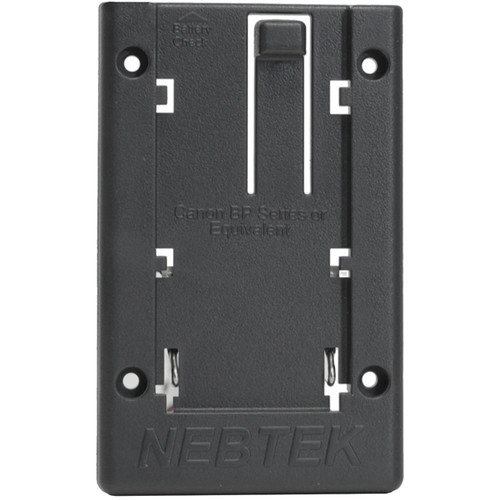 Nebtek Canon DV Battery Faceplate