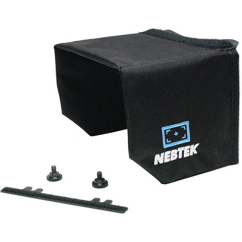 Nebtek Sun Hood for PIX-E7 Power Cage/Bracket