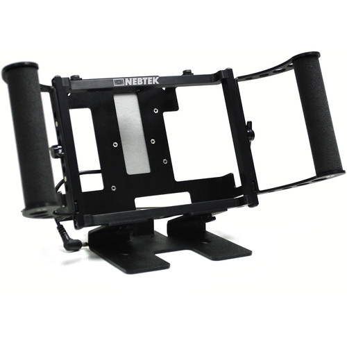Nebtek Power Bracket with Battery Adapter for Video Devices PIX-E7 Recording Monitor (Anton Bauer)