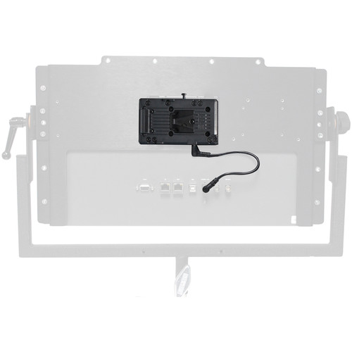 Nebtek IDX Battery Plate for Blackmagic Smartview HD 17 Bracket