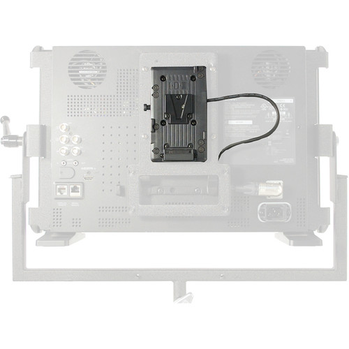 Nebtek IDX Battery Plate for Sony OLED 1741 Bracket