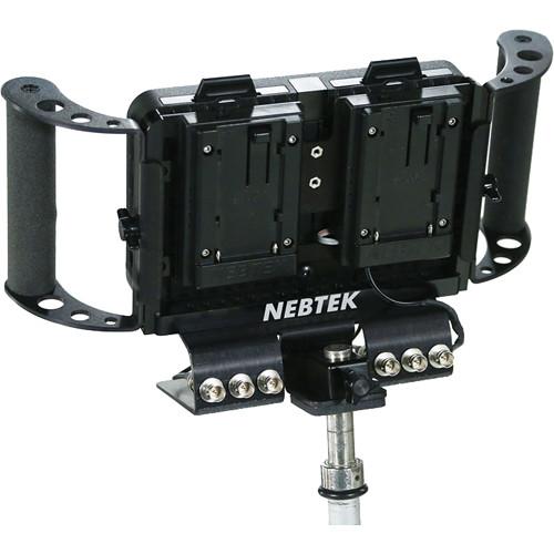 Nebtek Power Bracket with Dual Sony B-Series Plate for Odyssey7