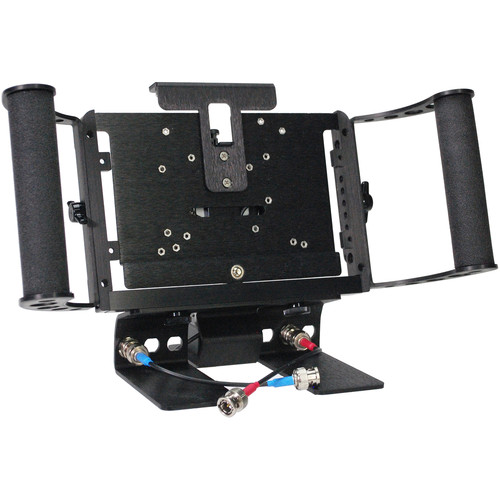 Nebtek Odyssey7 Power Bracket with Dual Sony L Series Plate