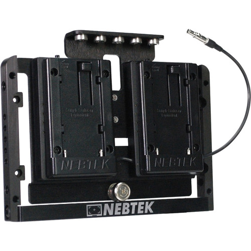 Nebtek Odyssey7 Power Cage with Dual Sony L Series Battery Plates