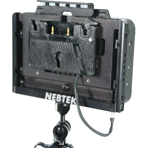 Nebtek Odyssey7 Power Cage with Anton Bauer Battery Plate
