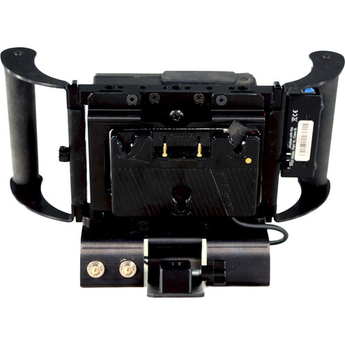 Nebtek PIXPB-AB Power Bracket with Anton Bauer Battery Adapter for PIX240i Recorder