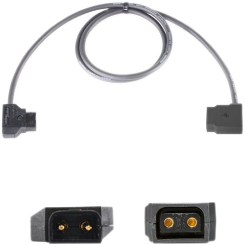 "Nebtek PowerTap Male to PowerTap Male from PowerTap to PowerTap Power Cable (24"")"