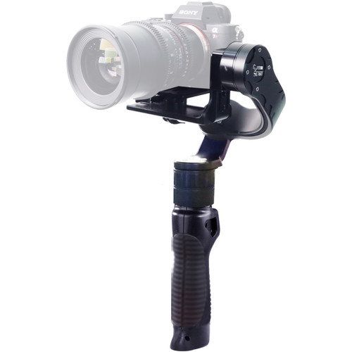 Nebula 4100 Slant 3-Axis Single Handheld Gimbal with Built-In Encoder for Mirrorless Cameras