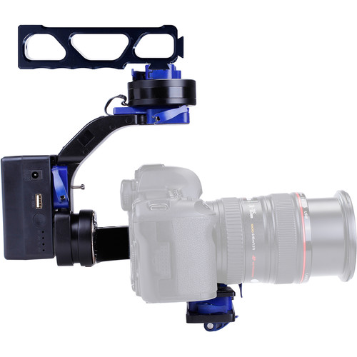 Nebula 4200 Lite Tactical Grip Update Version Gimbal