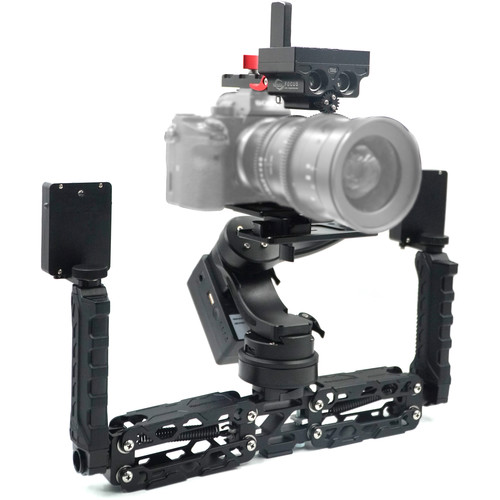 Nebula 4500 5-Axis Slant Gyroscope Stabilizer with Built-In Encoder, Remote & Focus