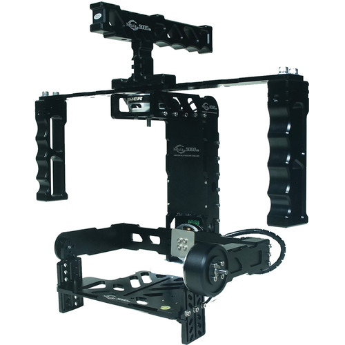 Nebula 5000pro 3-Axis Brushless Gimbal Stabilizer with Transmitter