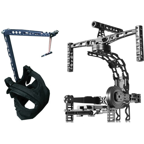 Nebula 6000pro 3-Axis Brushless Gimbal Stabilizer with Nebula Arm (Single)