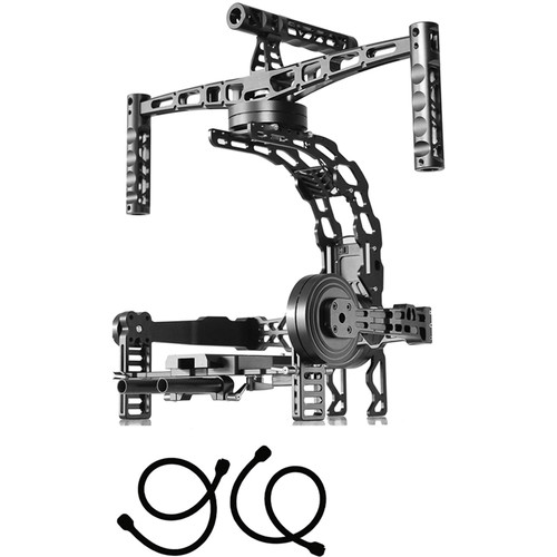 Nebula 6000pro 3-Axis Brushless Gimbal Stabilizer with Nebula Arm (Twin)