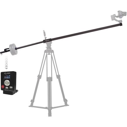 Nebula 4300 Gyro Jib with Remote Control (Carbon Fiber)