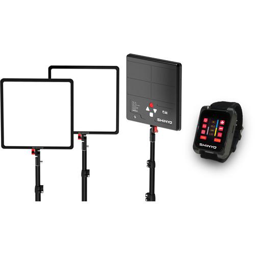 Nebula SHiNYO P3D Smart LED 3-Light Travel Kit