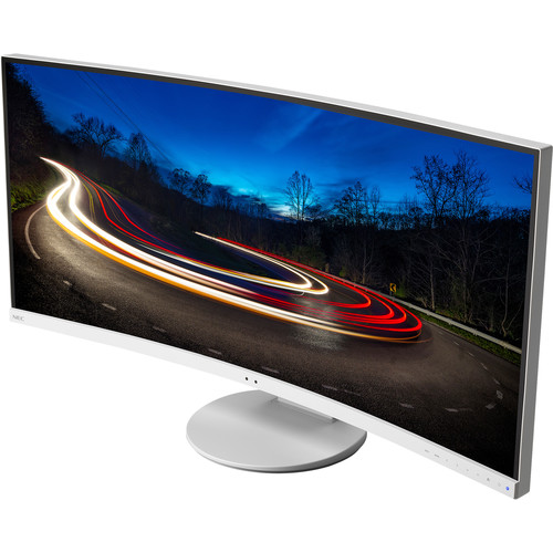 """NEC EX341R 34"""" 21:9 Curved LCD Monitor"""