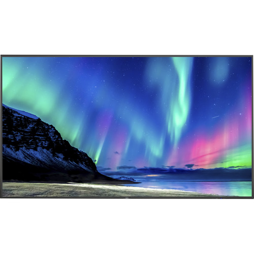 """NEC C751Q 75""""-Class 4K UHD Commercial IPS LED Display with Integrated ATSC Tuner"""