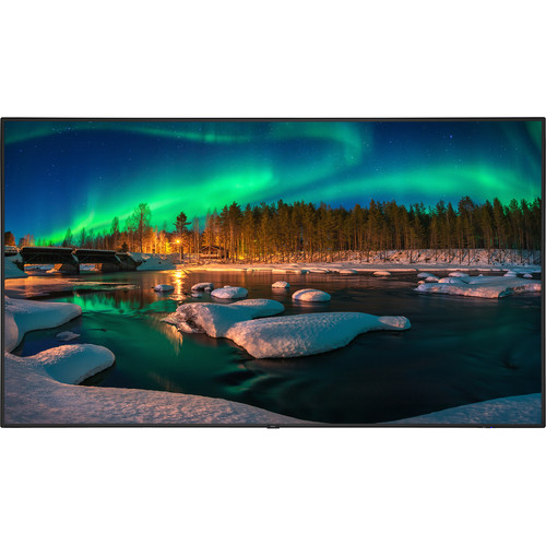 """NEC C981Q 98""""-Class 4K UHD Commercial IPS LED Display with Integrated ATSC Tuner"""