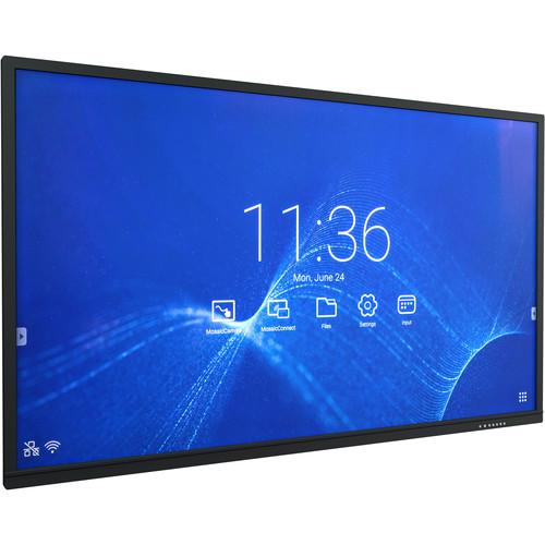 "NEC 86"" 4K UHD Collaborative Touchscreen Display"