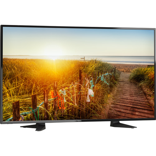 "NEC E436 43"" HD Commercial LED Monitor with ATSC/NTSC Tuner"