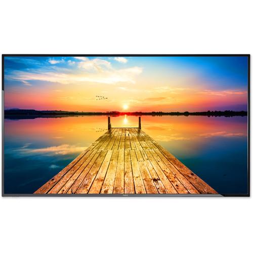 "NEC E506 50"" HD Commercial LED Monitor with ATSC/NTSC Tuner"