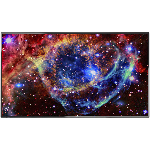"""NEC E557Q 55""""-Class 4K UHD Commercial LED Display with Integrated ATSC/NTSC Tuner"""
