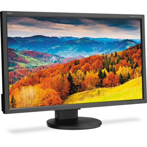 "NEC 27"" Eco-Friendly Widescreen LED-Backlit IPS Desktop Monitor"