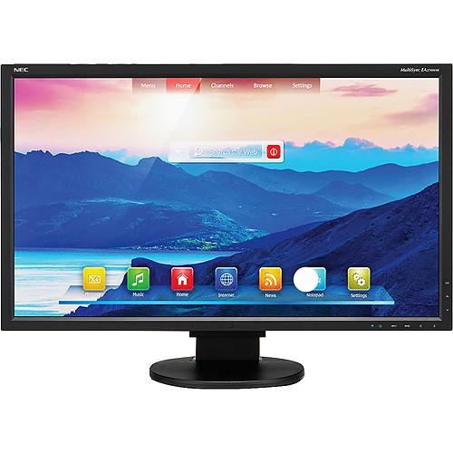 "NEC MultiSync EA275UHD-BK 27"" 4K UHD sRGB IPS Monitor"