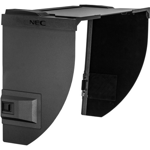 "NEC 2nd-Generation Display Hood for 24 to 27"" Displays"