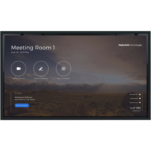 NEC 75? InfinityBoard 2.1 UHD 3840x2160
