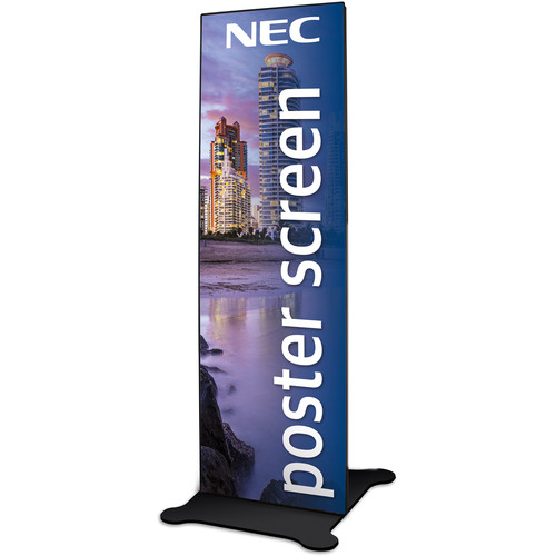 """NEC 75"""" 2.5mm Direct View LED Digital Poster"""