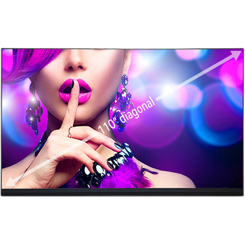 """NEC 110"""" Full HD Direct-View LED Display Kit with Installation"""