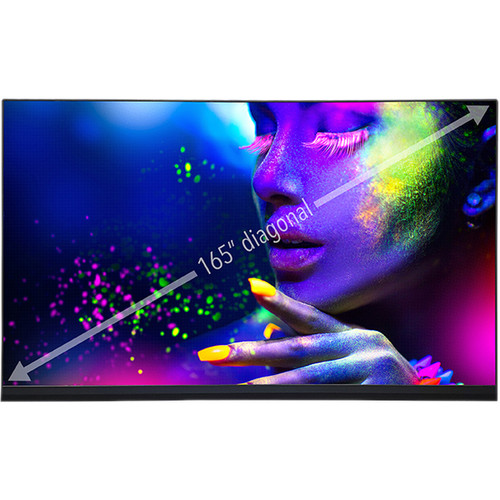 """NEC 165"""" Full HD Direct-View LED Display Kit with Installation"""