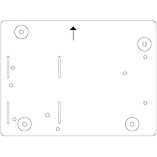 NEC Adapter Plate for Select Promethean Boards and NP-M333XS / NP-M353WS Projectors