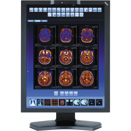 "NEC MD211C2 21.3"" Widescreen LED Backlit Medical Diagnostic Monitor"