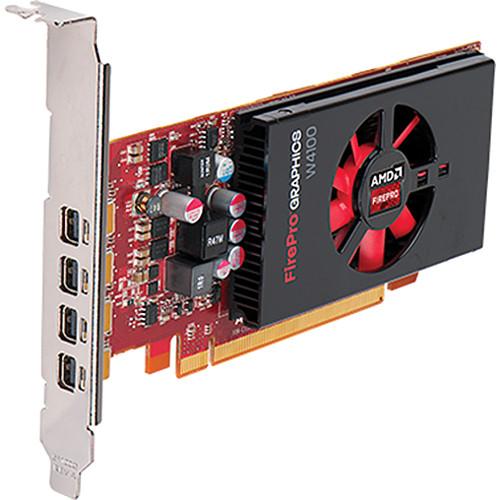 NEC FirePro W4100 Graphics Card