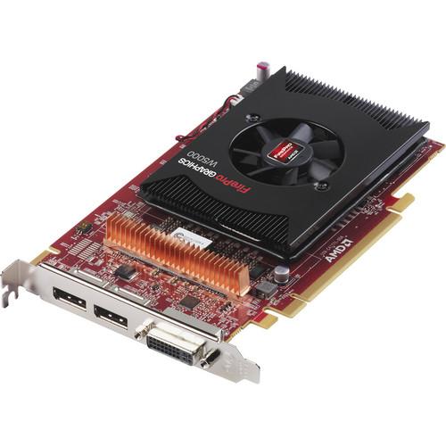 NEC AMD FirePro W5000 Dual DisplayPort Video Card