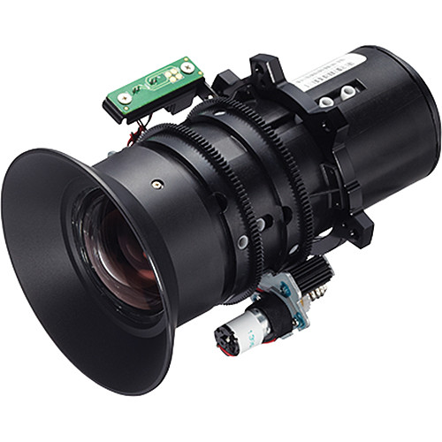 NEC NP35ZL 1.23 to 1.52:1 Zoom Lens with Lens Shift for NP-PX602UL-BK/WH Projector