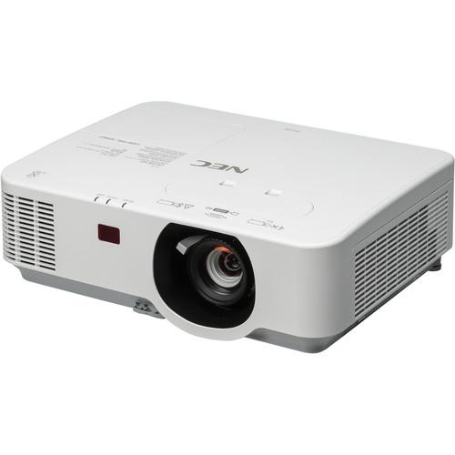 NEC NP-P474W 4700-Lumen WXGA LCD Projector