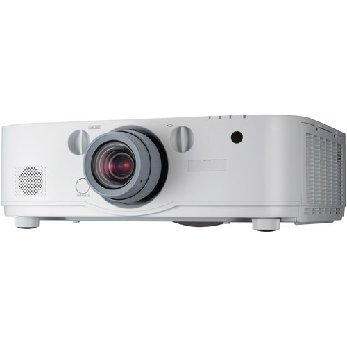 NEC NP-PA621X-13ZL 6200-Lumen XGA Professional Installation LCD Projector with NP13ZL Lens