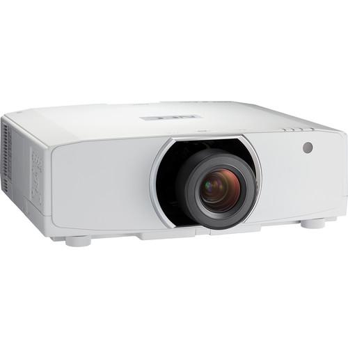 NEC PA Series PA653U 6500-Lumen WUXGA LCD Professional Installation Projector (No Lens)