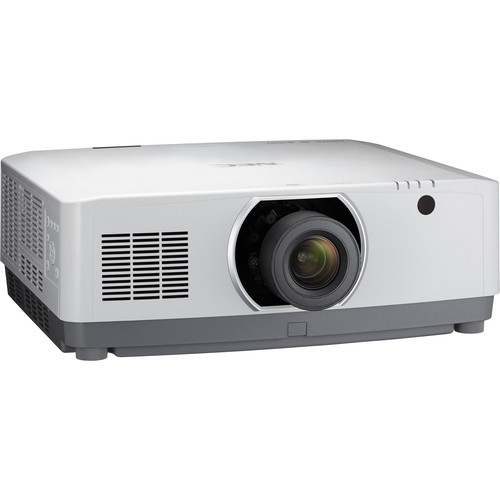 NEC PA Series NP-PA653UL 6500-Lumen WUXGA LCD Professional Installation Laser Projector (No Lens)